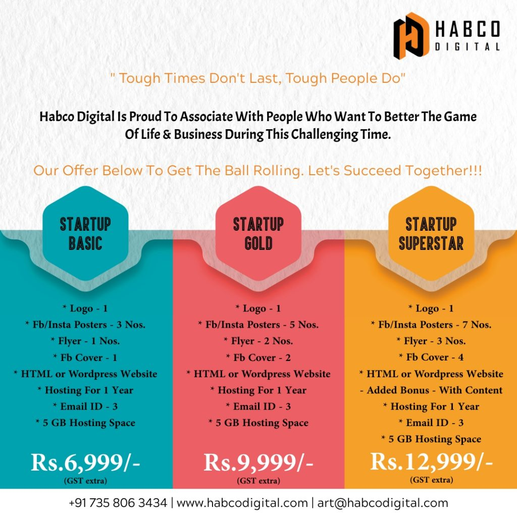 Website Design offers